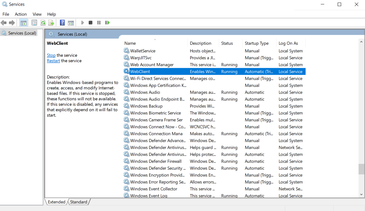 How to map SharePoint drives – Alex Pashkevych